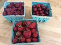 Summer Berry Bounty